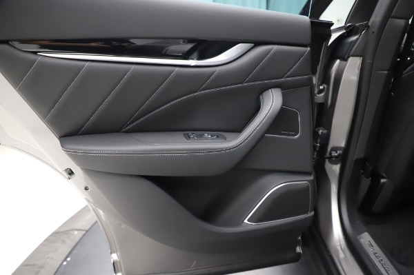 New 2020 Maserati Levante Q4 GranSport for sale $88,585 at Pagani of Greenwich in Greenwich CT 06830 21