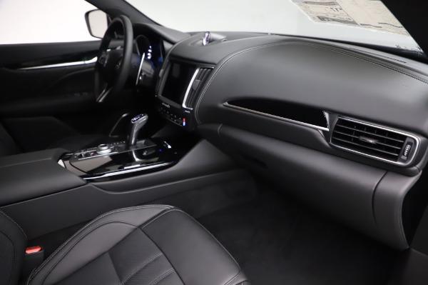 New 2020 Maserati Levante Q4 GranSport for sale $88,585 at Pagani of Greenwich in Greenwich CT 06830 22