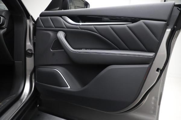New 2020 Maserati Levante Q4 GranSport for sale $88,585 at Pagani of Greenwich in Greenwich CT 06830 25