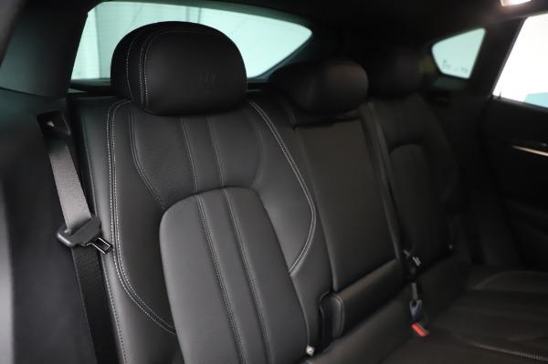 New 2020 Maserati Levante Q4 GranSport for sale $88,585 at Pagani of Greenwich in Greenwich CT 06830 26