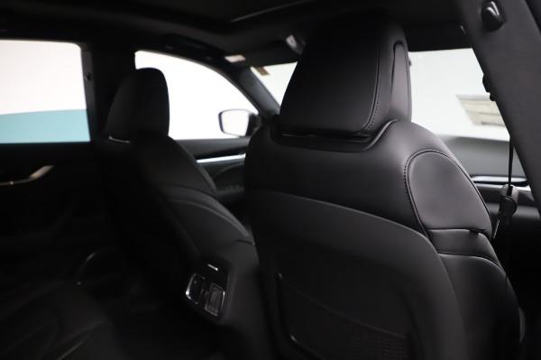 New 2020 Maserati Levante Q4 GranSport for sale $88,585 at Pagani of Greenwich in Greenwich CT 06830 28