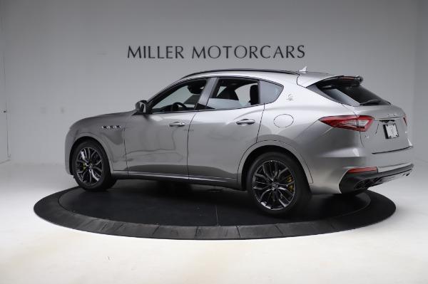 New 2020 Maserati Levante Q4 GranSport for sale $88,585 at Pagani of Greenwich in Greenwich CT 06830 4