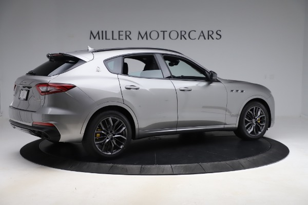 New 2020 Maserati Levante Q4 GranSport for sale $88,585 at Pagani of Greenwich in Greenwich CT 06830 8