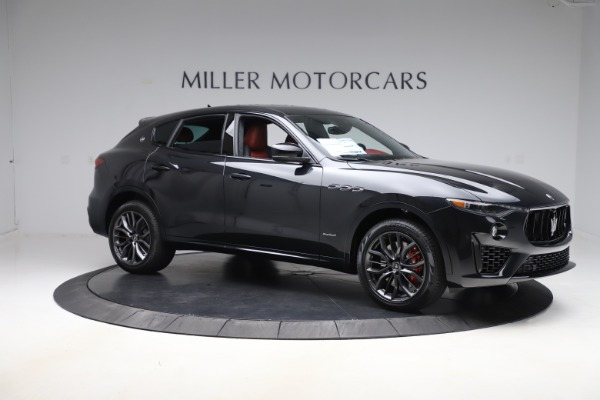 New 2020 Maserati Levante S Q4 GranSport for sale $99,985 at Pagani of Greenwich in Greenwich CT 06830 10