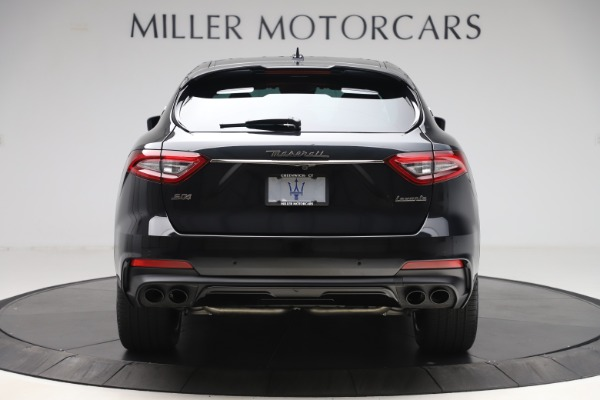 New 2020 Maserati Levante S Q4 GranSport for sale $99,985 at Pagani of Greenwich in Greenwich CT 06830 6