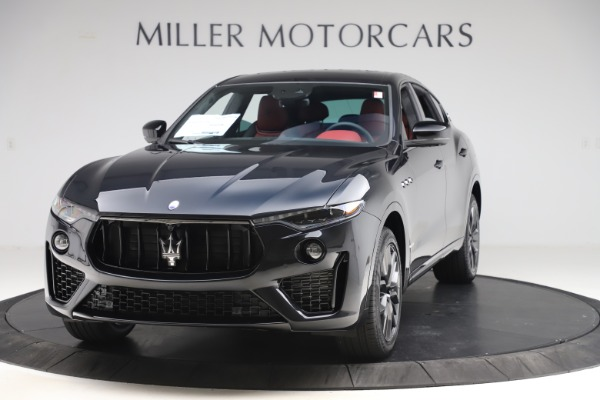 New 2020 Maserati Levante S Q4 GranSport for sale $99,985 at Pagani of Greenwich in Greenwich CT 06830 1