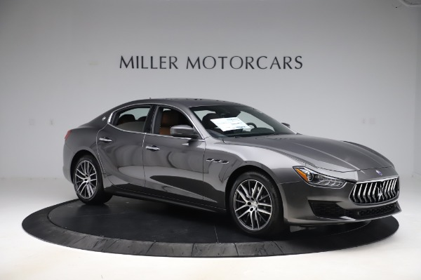 New 2020 Maserati Ghibli S Q4 for sale $82,385 at Pagani of Greenwich in Greenwich CT 06830 10