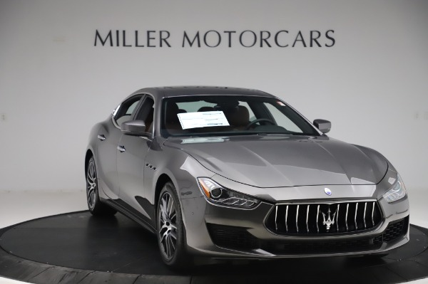 New 2020 Maserati Ghibli S Q4 for sale $82,385 at Pagani of Greenwich in Greenwich CT 06830 11