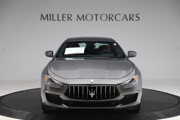 New 2020 Maserati Ghibli S Q4 for sale $82,385 at Pagani of Greenwich in Greenwich CT 06830 12