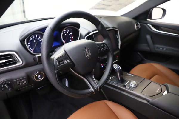 New 2020 Maserati Ghibli S Q4 for sale $82,385 at Pagani of Greenwich in Greenwich CT 06830 13
