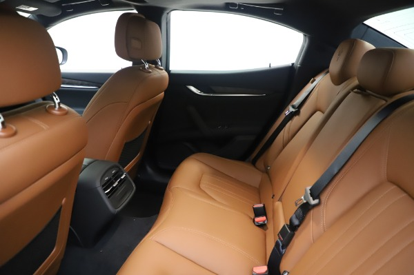 New 2020 Maserati Ghibli S Q4 for sale $82,385 at Pagani of Greenwich in Greenwich CT 06830 19