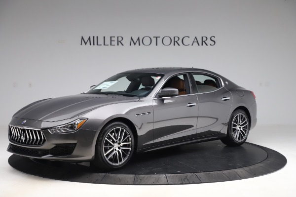 New 2020 Maserati Ghibli S Q4 for sale $82,385 at Pagani of Greenwich in Greenwich CT 06830 2