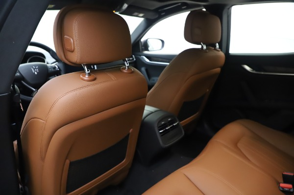 New 2020 Maserati Ghibli S Q4 for sale $82,385 at Pagani of Greenwich in Greenwich CT 06830 20