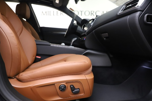 New 2020 Maserati Ghibli S Q4 for sale $82,385 at Pagani of Greenwich in Greenwich CT 06830 23