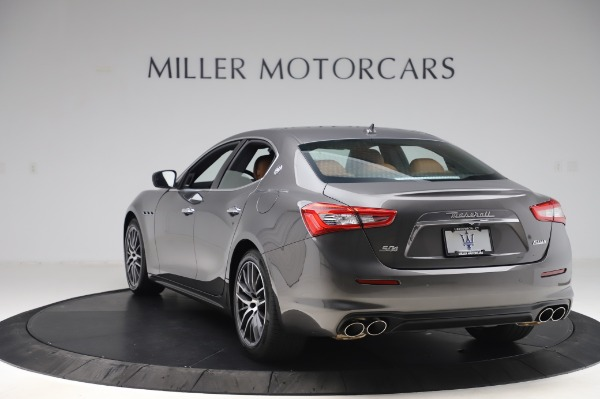 New 2020 Maserati Ghibli S Q4 for sale $82,385 at Pagani of Greenwich in Greenwich CT 06830 5