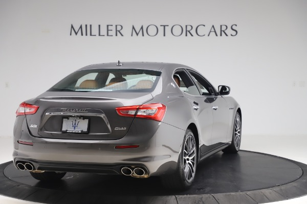 New 2020 Maserati Ghibli S Q4 for sale $82,385 at Pagani of Greenwich in Greenwich CT 06830 7