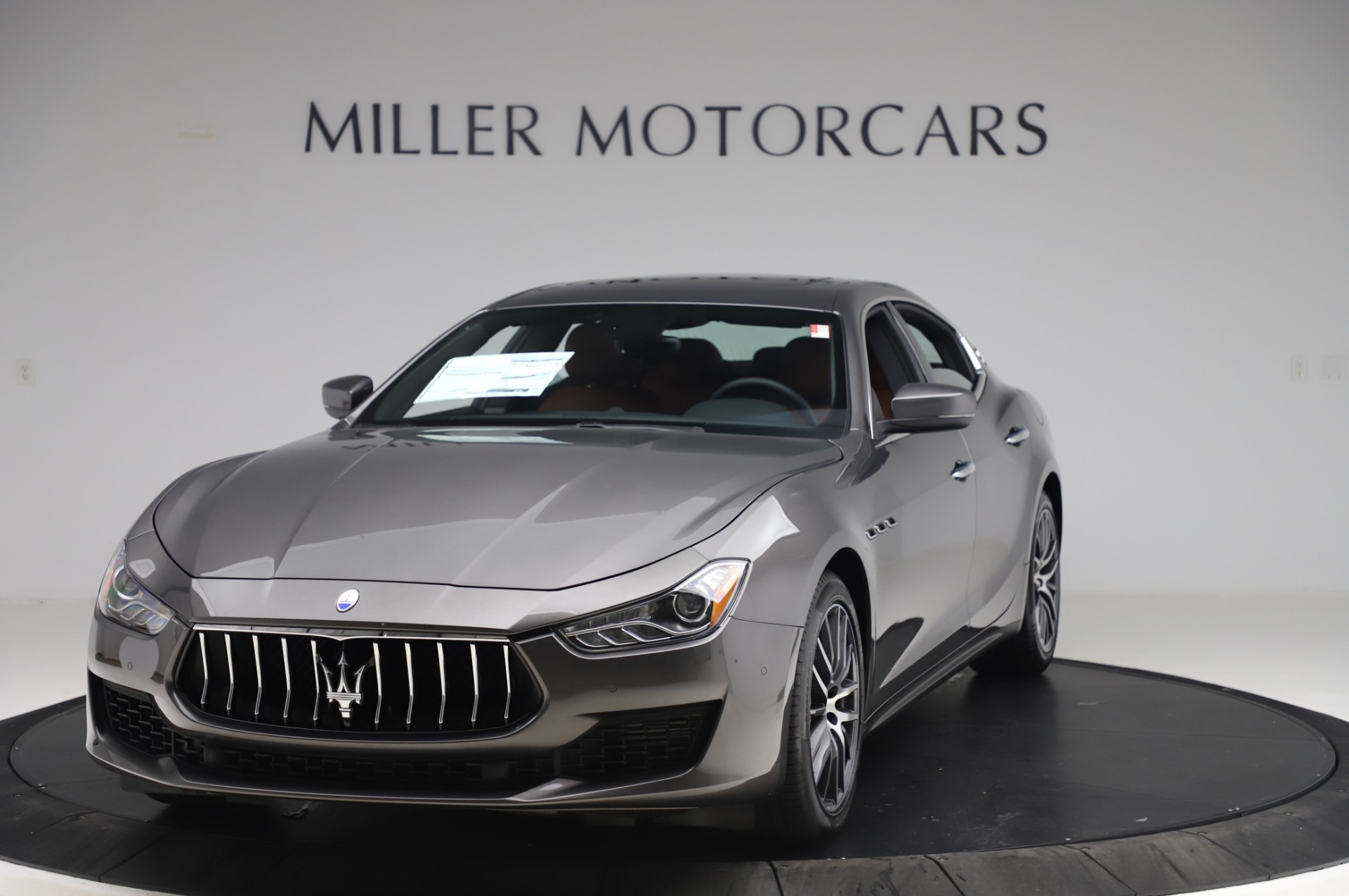 New 2020 Maserati Ghibli S Q4 for sale $82,385 at Pagani of Greenwich in Greenwich CT 06830 1