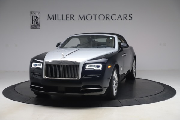 Used 2017 Rolls-Royce Dawn Base for sale Call for price at Pagani of Greenwich in Greenwich CT 06830 10