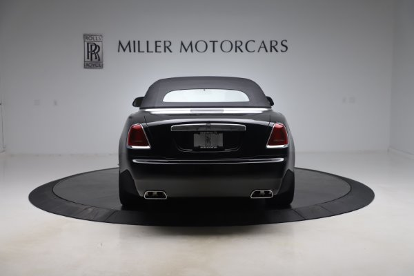 Used 2017 Rolls-Royce Dawn for sale $259,900 at Pagani of Greenwich in Greenwich CT 06830 13