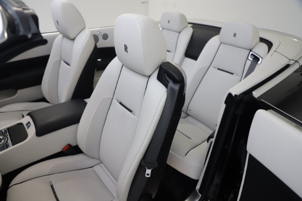 Used 2017 Rolls-Royce Dawn Base for sale Call for price at Pagani of Greenwich in Greenwich CT 06830 18