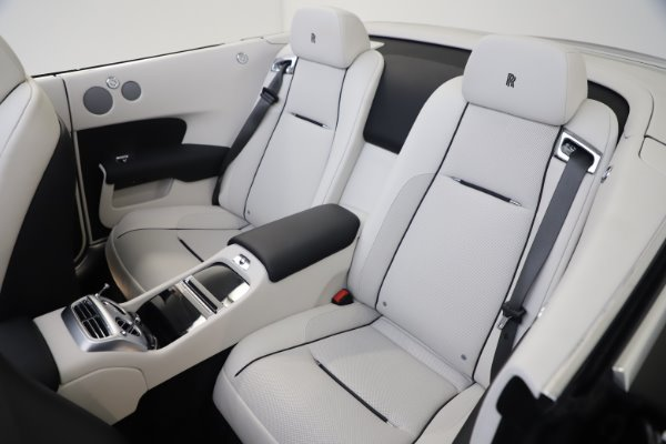 Used 2017 Rolls-Royce Dawn Base for sale Call for price at Pagani of Greenwich in Greenwich CT 06830 20