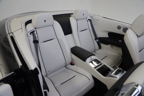 Used 2017 Rolls-Royce Dawn Base for sale Call for price at Pagani of Greenwich in Greenwich CT 06830 21