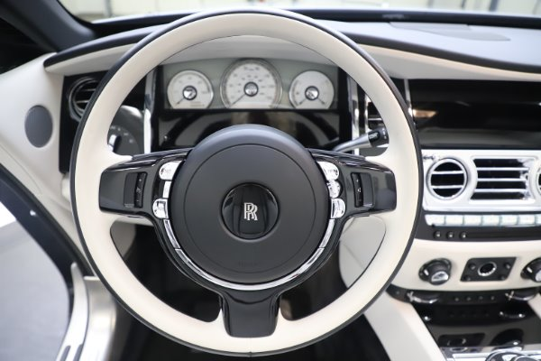 Used 2017 Rolls-Royce Dawn Base for sale Call for price at Pagani of Greenwich in Greenwich CT 06830 22