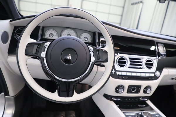Used 2017 Rolls-Royce Dawn Base for sale Call for price at Pagani of Greenwich in Greenwich CT 06830 23
