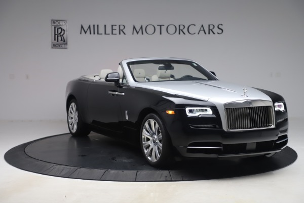 Used 2017 Rolls-Royce Dawn Base for sale Call for price at Pagani of Greenwich in Greenwich CT 06830 8
