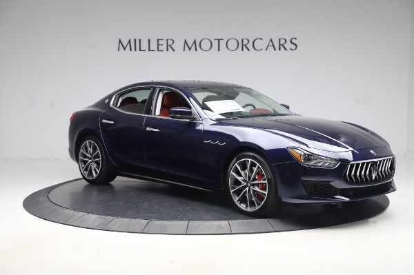 New 2020 Maserati Ghibli S Q4 for sale $91,454 at Pagani of Greenwich in Greenwich CT 06830 10
