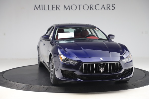New 2020 Maserati Ghibli S Q4 for sale $91,454 at Pagani of Greenwich in Greenwich CT 06830 11