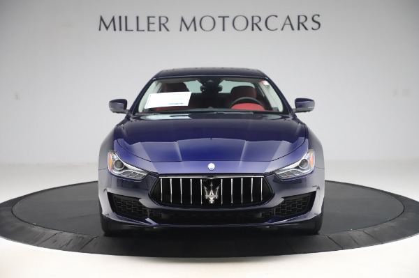 New 2020 Maserati Ghibli S Q4 for sale $91,454 at Pagani of Greenwich in Greenwich CT 06830 12