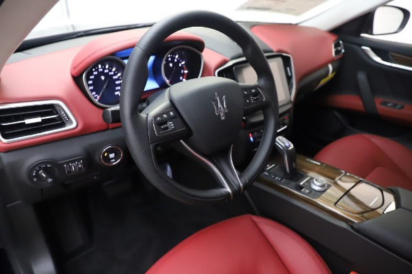 New 2020 Maserati Ghibli S Q4 for sale $91,454 at Pagani of Greenwich in Greenwich CT 06830 13