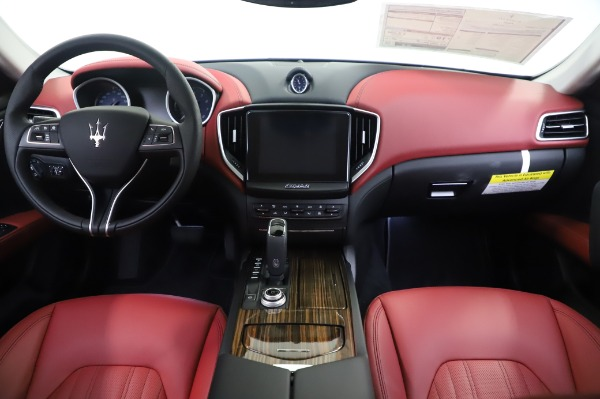 New 2020 Maserati Ghibli S Q4 for sale $91,454 at Pagani of Greenwich in Greenwich CT 06830 16