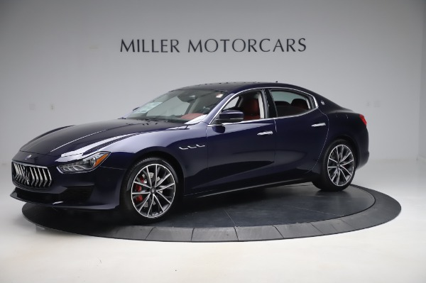 New 2020 Maserati Ghibli S Q4 for sale $91,454 at Pagani of Greenwich in Greenwich CT 06830 2