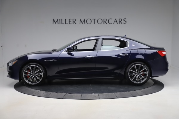New 2020 Maserati Ghibli S Q4 for sale $91,454 at Pagani of Greenwich in Greenwich CT 06830 3