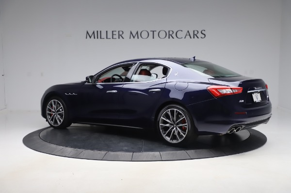 New 2020 Maserati Ghibli S Q4 for sale $91,454 at Pagani of Greenwich in Greenwich CT 06830 4