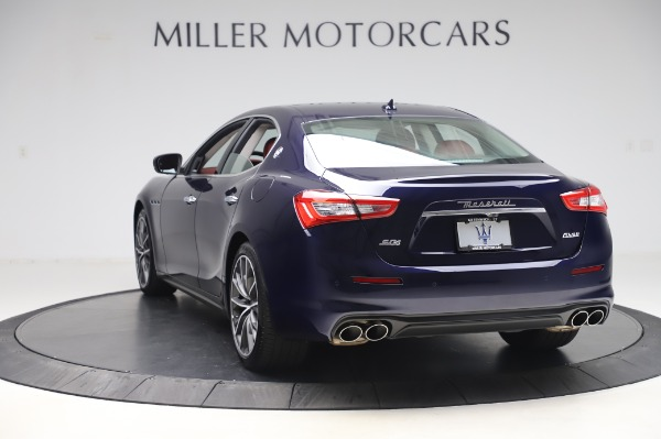 New 2020 Maserati Ghibli S Q4 for sale $91,454 at Pagani of Greenwich in Greenwich CT 06830 5