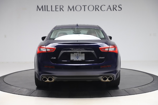 New 2020 Maserati Ghibli S Q4 for sale $91,454 at Pagani of Greenwich in Greenwich CT 06830 6