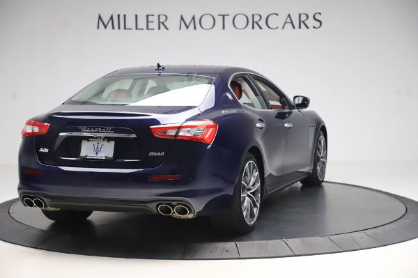 New 2020 Maserati Ghibli S Q4 for sale $91,454 at Pagani of Greenwich in Greenwich CT 06830 7