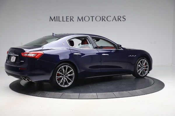 New 2020 Maserati Ghibli S Q4 for sale $91,454 at Pagani of Greenwich in Greenwich CT 06830 8