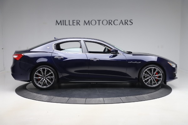 New 2020 Maserati Ghibli S Q4 for sale $91,454 at Pagani of Greenwich in Greenwich CT 06830 9