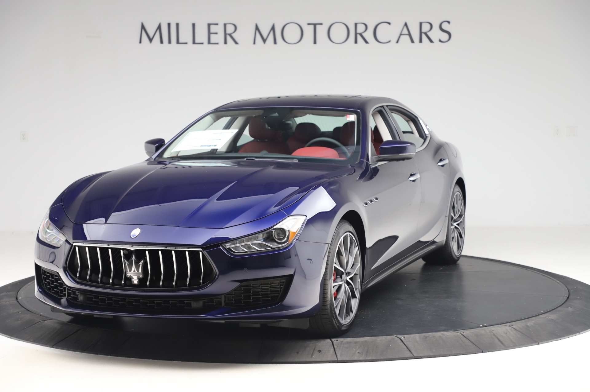 New 2020 Maserati Ghibli S Q4 for sale $91,454 at Pagani of Greenwich in Greenwich CT 06830 1