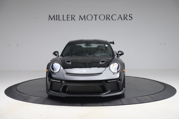 Used 2019 Porsche 911 GT3 RS for sale $199,900 at Pagani of Greenwich in Greenwich CT 06830 11