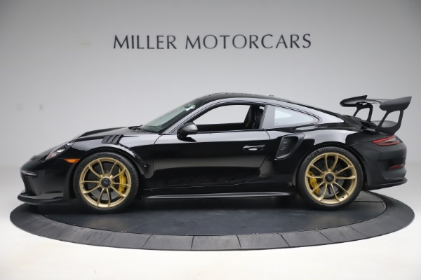 Used 2019 Porsche 911 GT3 RS for sale $199,900 at Pagani of Greenwich in Greenwich CT 06830 2