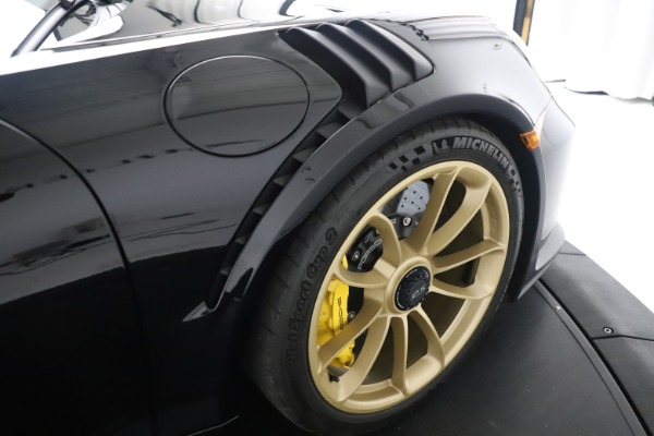 Used 2019 Porsche 911 GT3 RS for sale $199,900 at Pagani of Greenwich in Greenwich CT 06830 24