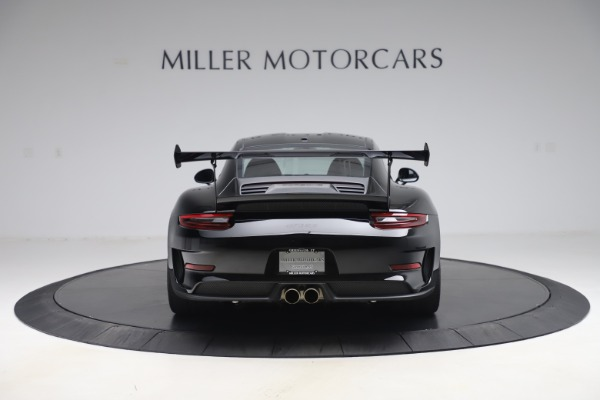Used 2019 Porsche 911 GT3 RS for sale $199,900 at Pagani of Greenwich in Greenwich CT 06830 5