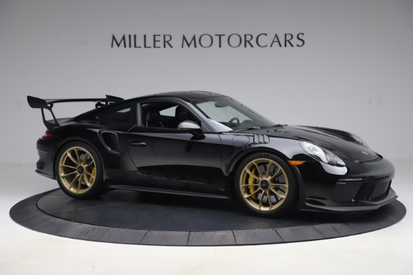 Used 2019 Porsche 911 GT3 RS for sale $199,900 at Pagani of Greenwich in Greenwich CT 06830 9