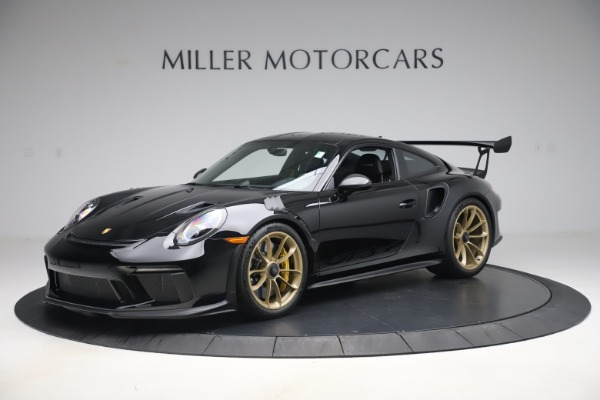 Used 2019 Porsche 911 GT3 RS for sale $199,900 at Pagani of Greenwich in Greenwich CT 06830 1