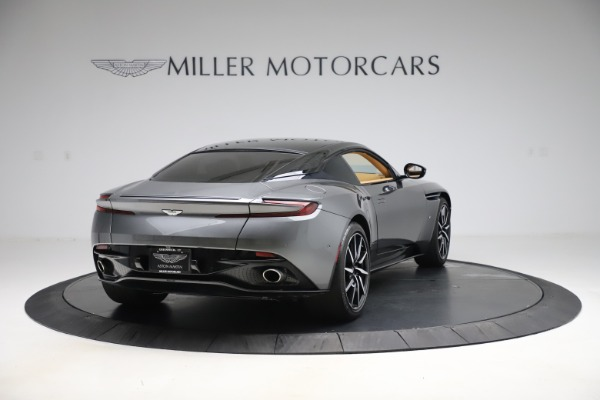 Used 2017 Aston Martin DB11 V12 for sale Sold at Pagani of Greenwich in Greenwich CT 06830 6